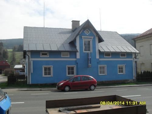 . Modrý Dům