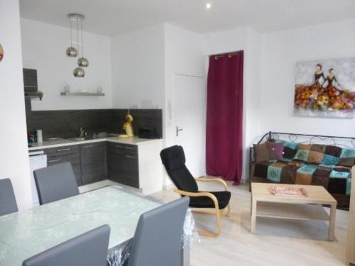 . Appartement Ax-les-Thermes, 2 pièces, 4 personnes - FR-1-116-57