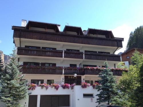 Residence Soel Wolkenstein-Selva Gardena