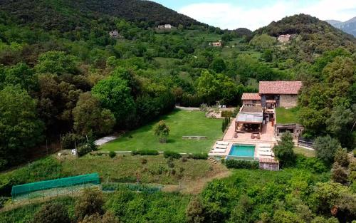 Accommodation in la Vall de Bianya