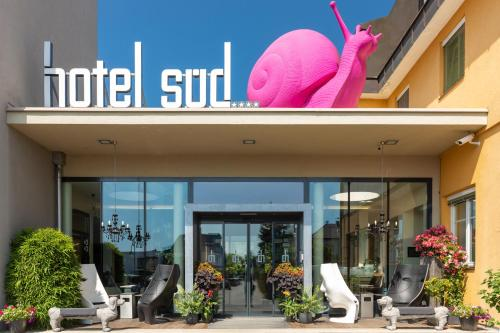 . Hotel Süd art