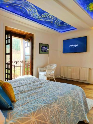 Double Room with Balcony As casas do retratista ADULTS ONLY 2