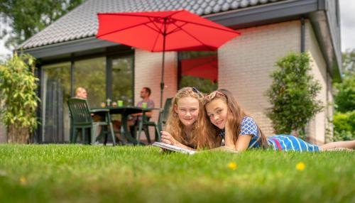 Vakantiepark Bosmeer, Ferienpark in Noordwolde bei Giethoorn