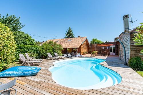 Villa Olympe - Location saisonnière - Montauban