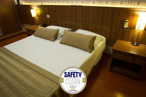 . LEON PARK HOTEL e CONVENÇÕES - Melhor Custo Benefício