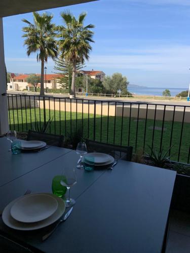 Appartement CUMARU vue mer - Location saisonnière - Saint-Florent