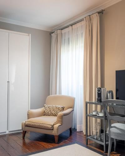 Habitación Doble Deluxe Iriarte Jauregia 4