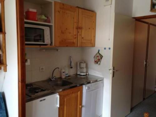 . Appartement Le Dévoluy, 2 pièces, 4 personnes - FR-1-162-409