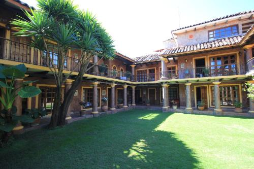 Hotel Casa Mexicana San Cristobal De Las Casas Central