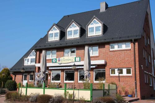 . Hotel Stadtidyll & Dependancen