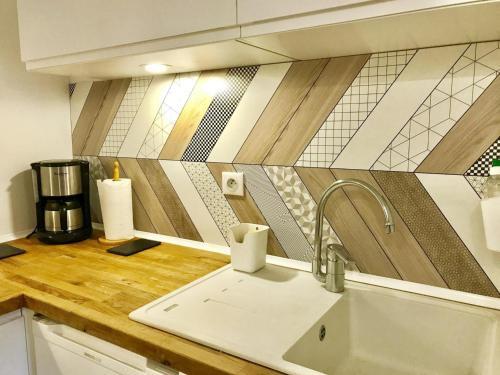 . Appartement Corrençon-en-Vercors, 2 pièces, 6 personnes - FR-1-515-48