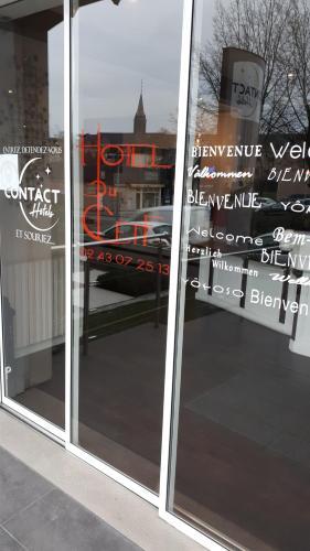 . Contact Hôtel du Cerf