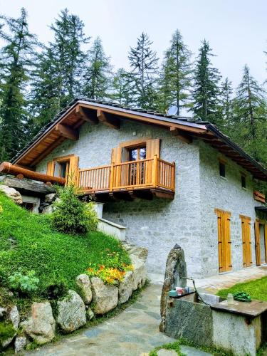 Chalet Val Ferret Courmayeur Mont Blanc exclusive - Courmayeur