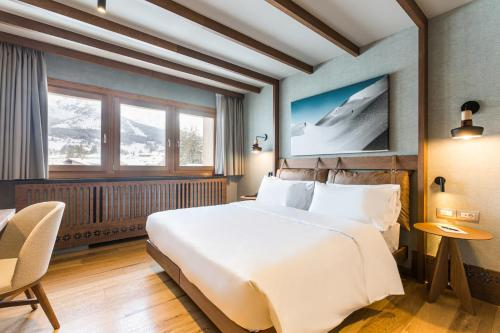 Premier Suite with Dolomites View