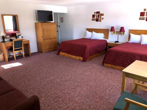 Budget Host Inn - Hotel - Ironwood