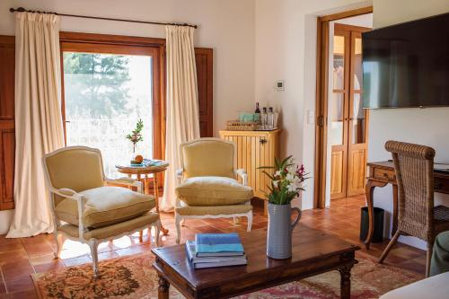 Junior Suite with Terrace - single occupancy Cas Gasi 7