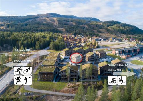 Trysiltunet Apartment 10 pers - Trysil