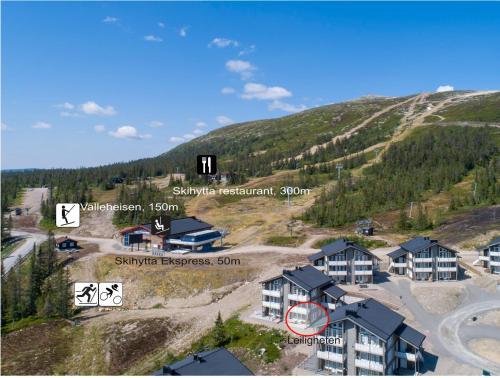 Mountain Lodge, ToppTrysil 6+1 guest -Skihytta - Apartment - Trysil