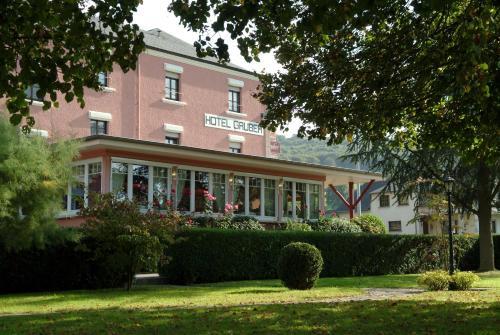 Hotel-overnachting met je hond in Hotel Gruber - Steinheim