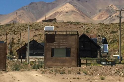 Accommodation in Las Leñas