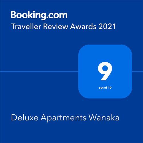 Deluxe Apartments Wanaka