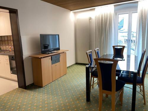 Neptun 3 - im Zentrum von Bad Ragaz, mit kl. Balkon - Apartment - Bad Ragaz