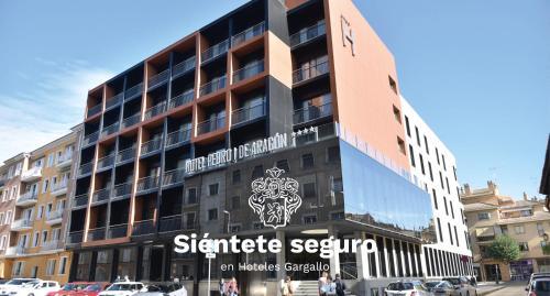 Hotel Pedro I De Aragon 4 Estrellas SUPERIOR - Huesca