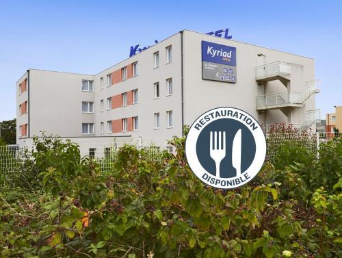 Kyriad Clermont-Ferrand-Sud - La Pardieu - Hôtel - Clermont-Ferrand