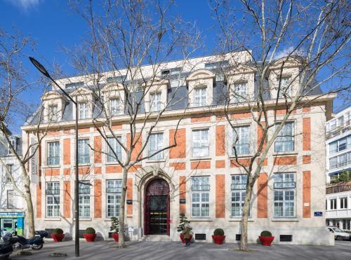 Courtyard by Marriott Paris Boulogne - Hôtel - Boulogne-Billancourt