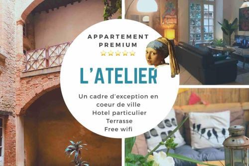 ATelieR - Location saisonnière - Montauban