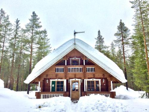 Villa Joiku - Accommodation - Luosto