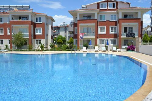 . Antalya belek dreamlife golf apart 1 ground floor 3 bedrooms pool view