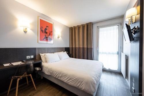 Hotel Gascogne - Hôtel - Toulouse