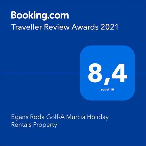 . Modern Apt - A Murcia Holiday Rentals Property