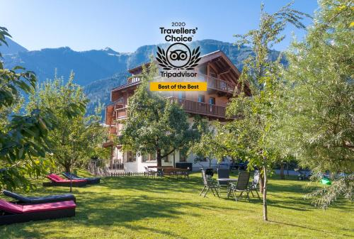 . Apart Central – Premium Mountain&Garden
