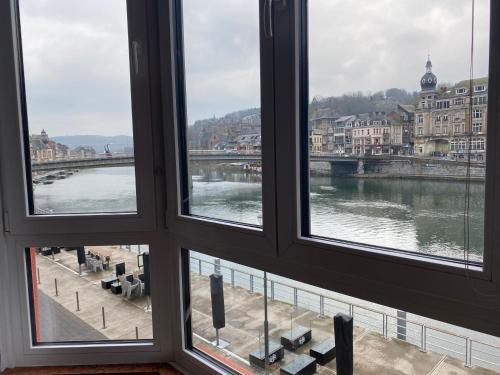 Le Godétia, Pension in Dinant