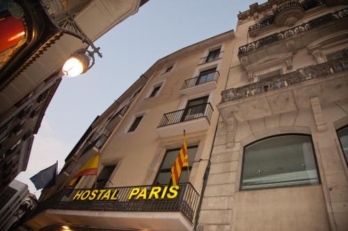 Hostal Paris photo 8
