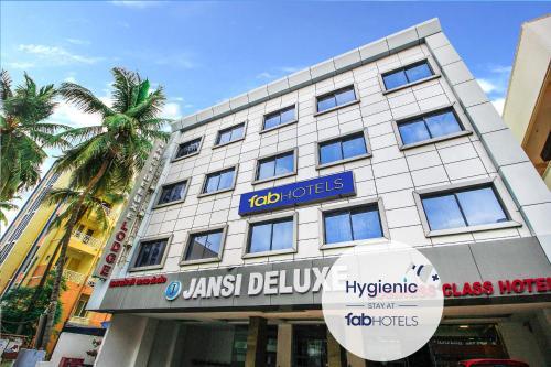. FabHotel Jansi Deluxe Gandhipuram