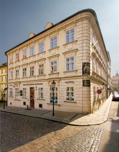 Valdstejnske namesti 8, 118 00, Prague 1 - Mala Strana, Czech Republic.
