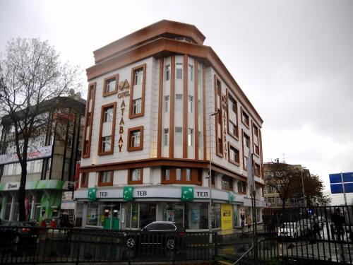 Istanbul Hotel Atabay yol tarifi