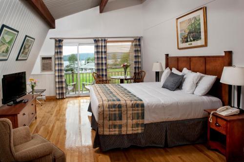 Silver Dart Lodge - Baddeck, NS B0E 1B0