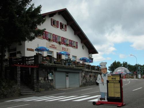 Hôtel Restaurant Wolf - Hotel - Markstein