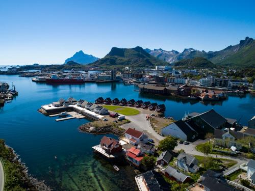 Rorbuanlegget Svolvær Havn - Hotel - Svolvær