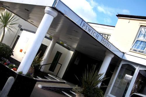 . Best Western Ipswich Hotel & Spa