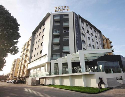 . Hotel Santin