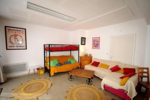 Gîte le Rocher - Apartment on the ground floor for 7 people - Hotel - La Grave
