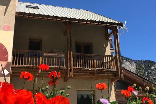 Le Balcon des Charmottes your eco-friendly accommodation in Névache - Apartment