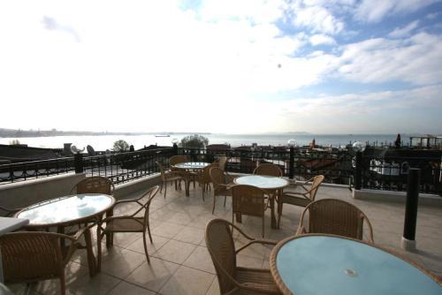 Istanbul Grand Peninsula Hotel odalar