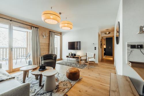 Allure Apartment - Chalet des Coudriers - Megève