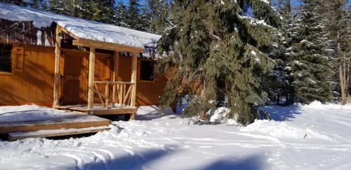 Lonesome Dove Ranch - Accommodation - Kalispell